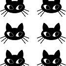 Black Cat 6 by Jacqueline Gwynne