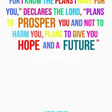 Jeremiah 29:11  by vSamy