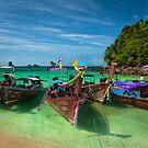 Island Destination by Thomas Dawson
