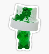 Gummy Bear Vandal Sticker