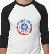 Model UN | Community Men's Baseball ¾ T-Shirt