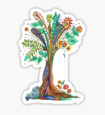 Tree of Life 11 Sticker