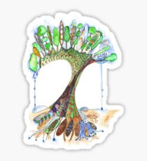 Tree of Life 1 Sticker