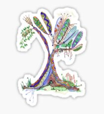 Tree of Life 4 Sticker