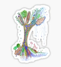 Tree of Life 3 Sticker