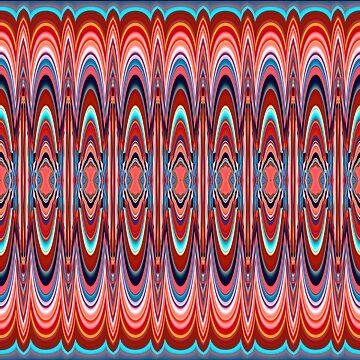 psychedelic 007 by yesdigiterarte