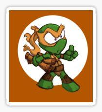 Tiny Mutant Ninja Turtles-Mikey Sticker
