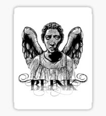 Blink - Doctor Who - STICKER Sticker