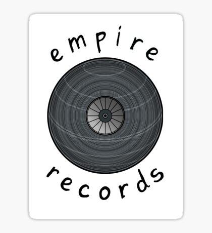 Empire Records Sticker
