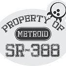 SR-388 Property (Mono) - [Sticker] by slicepotato
