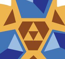 Zora's Domain Diving Team (Sticker) Sticker