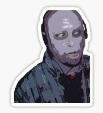 Even the dead need rock & roll Sticker