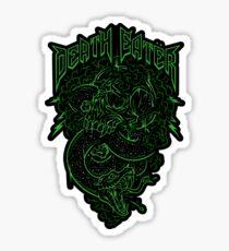 Death Rock - STICKER Sticker