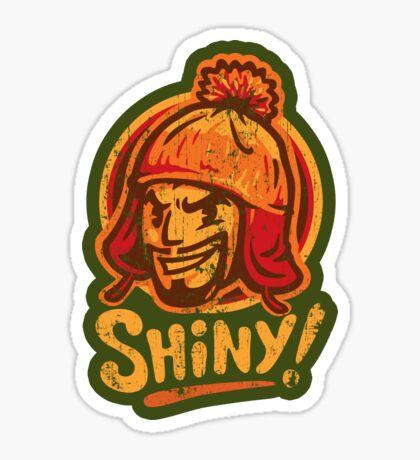 Shiny! - STICKER Sticker