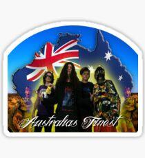 Aborted Jesus Milkshake - Australia's Finest Sticker