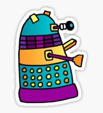 Dalek 01 Sticker