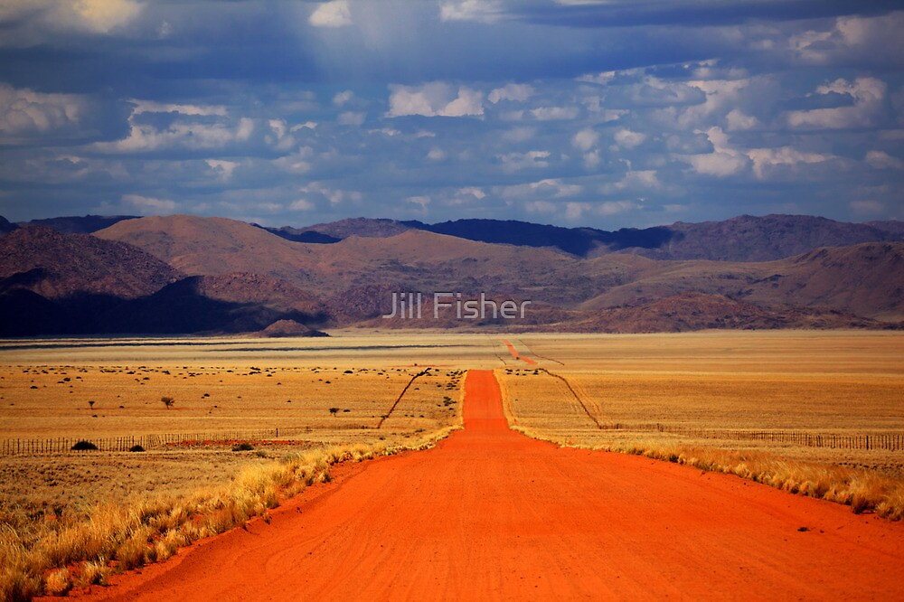 The Road is Long by Jill Fisher
