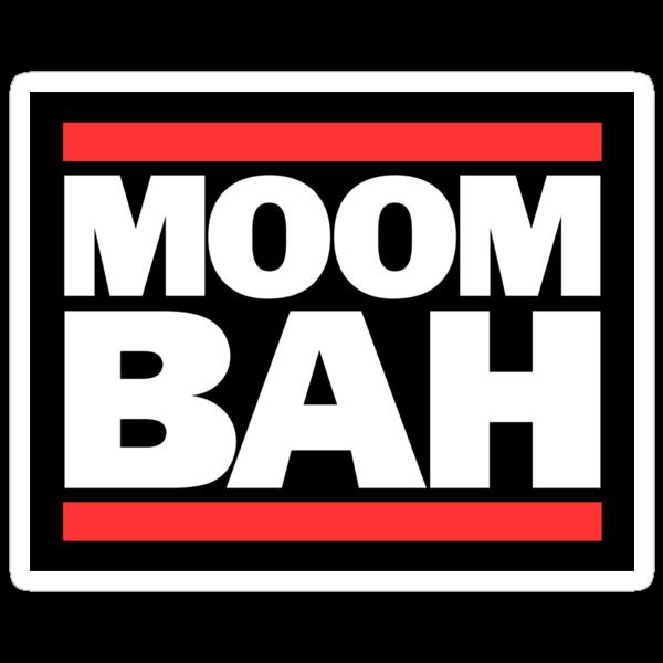 Moombah DMC - Sticker by janzak