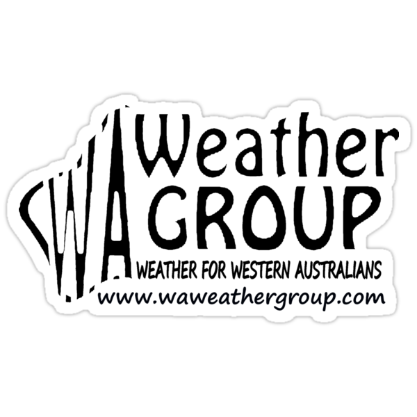 WA Weather Group Sticker  by EOS20