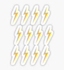 Lightening Sticker