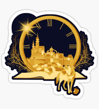 Welcome to Storybrooke Sticker
