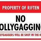 Riften Municipal Ordinance (Sticker) by Eozen