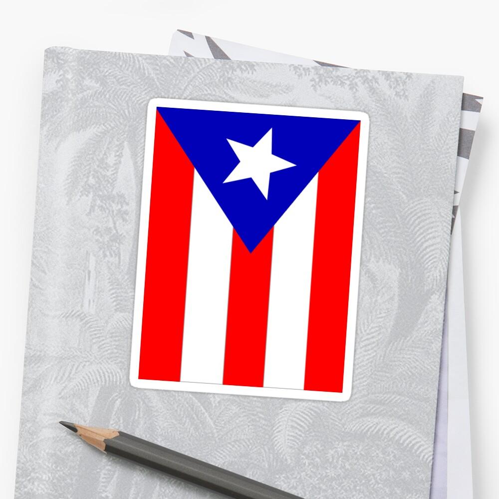 puerto rico flag pr by os3os