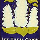 Let Them Grow sticker by BettyBanana