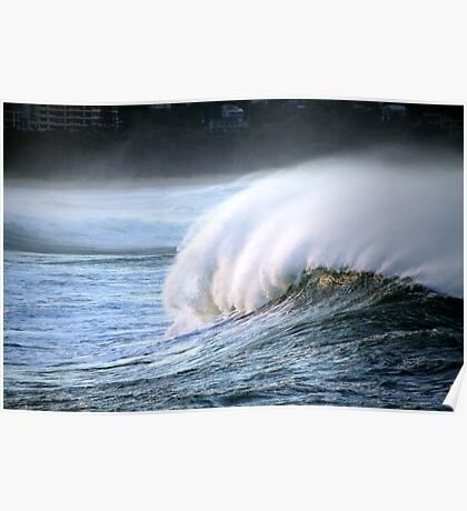 wowee wave Poster
