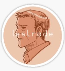 [Lestrade] Sticker