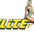 Flite Snowboards Pin-up by illicitsnow
