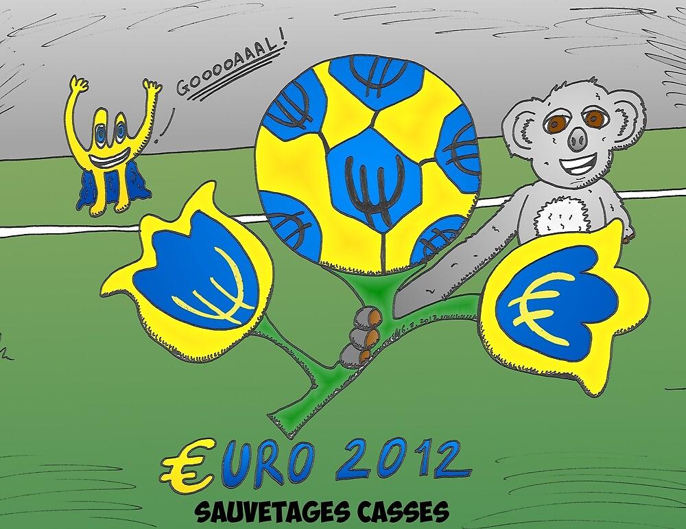 Infos Options Binaires en BD le tournoi Euro 2012 by Binary-Options