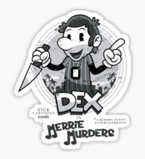 Dextoon Sticker Sticker