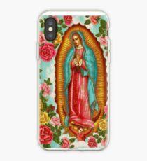 Virgin de Gaudalupe iphone case 4/4s iPhone Case