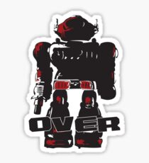 Robot Over Sticker