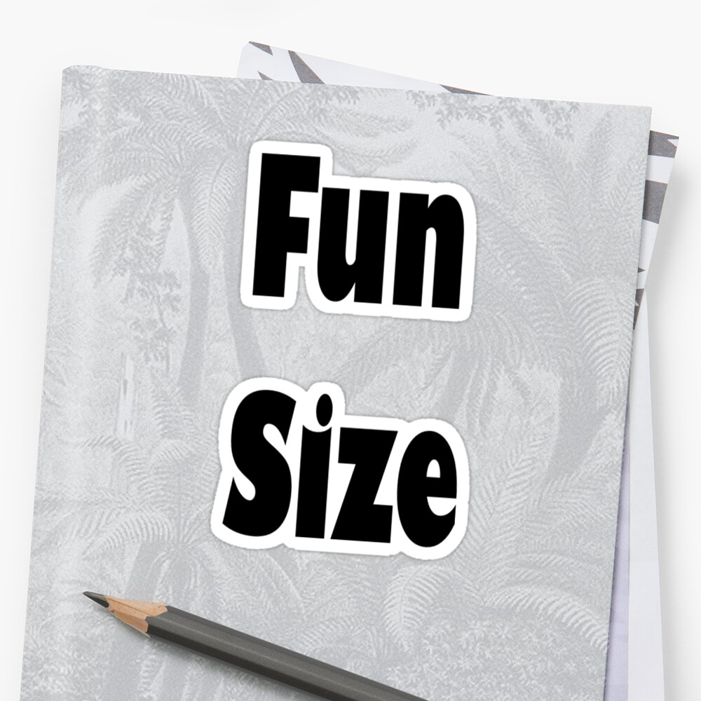 Fun Size by ginamitch