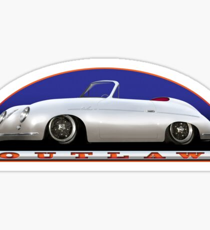 356 Concept - Outlaw Sticker