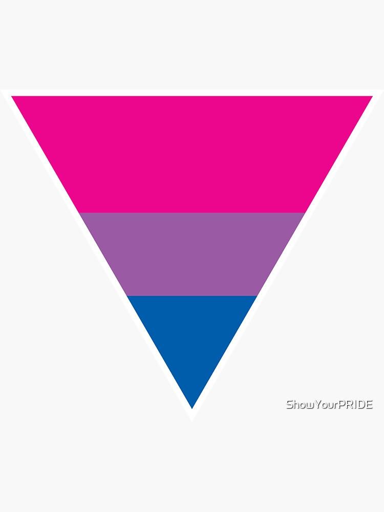 Bisexual Pride Flag de ShowYourPRIDE