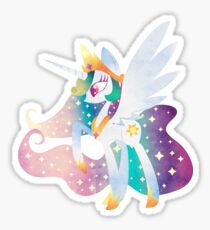Celestia of Equestria Sticker