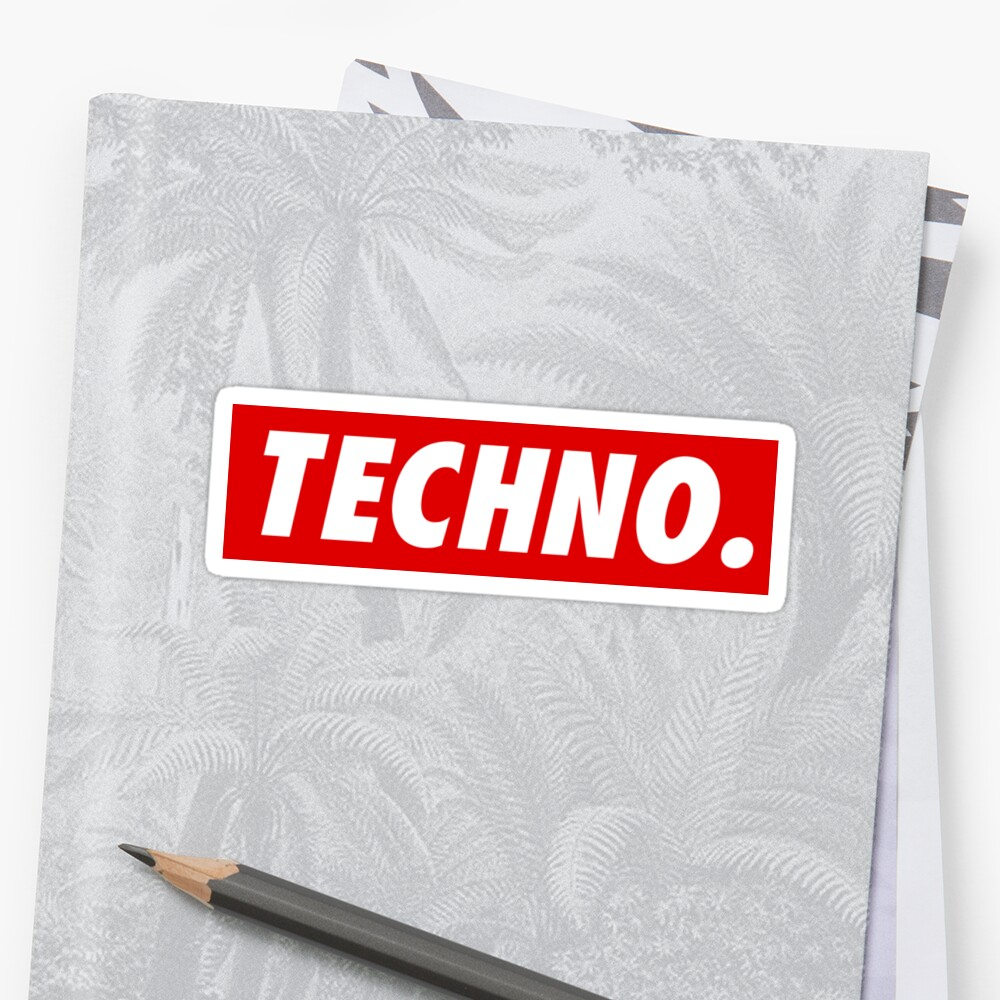 Techno. by SpencerYTLYF