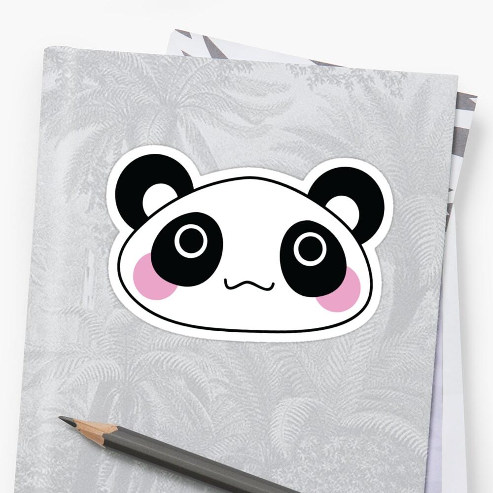 Cute Panda by ArtFr33k