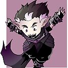 Chibi Yonatan Sticker by pagebranson