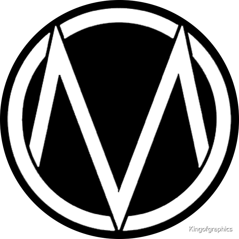 The maine just sticker by kingofgraphics
