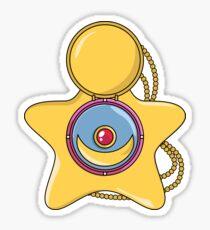 Star Locket Sticker