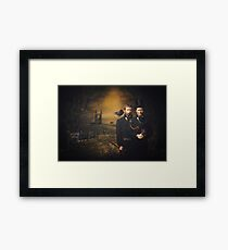 The Vicious Brothers Grimm Framed Print