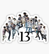 Super Junior - 13 Sticker