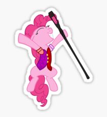 Pinkie Pie Is Dragonborn  Sticker