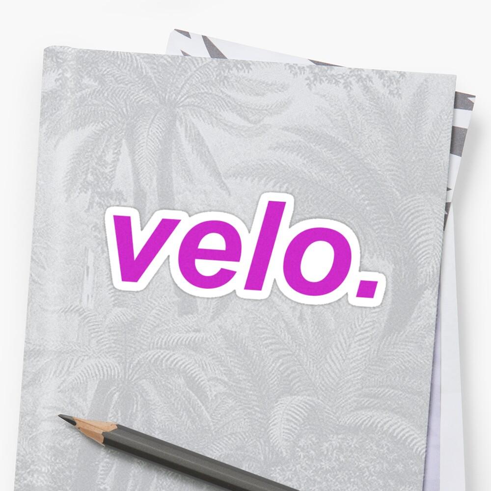 Velo. by oldspeed