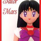 I am Sailor Mars  by bunnyparadise