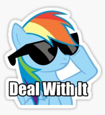 Rainbow Dash Sticker